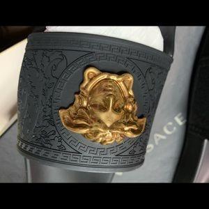 Versace Shoes - Versace pool slides